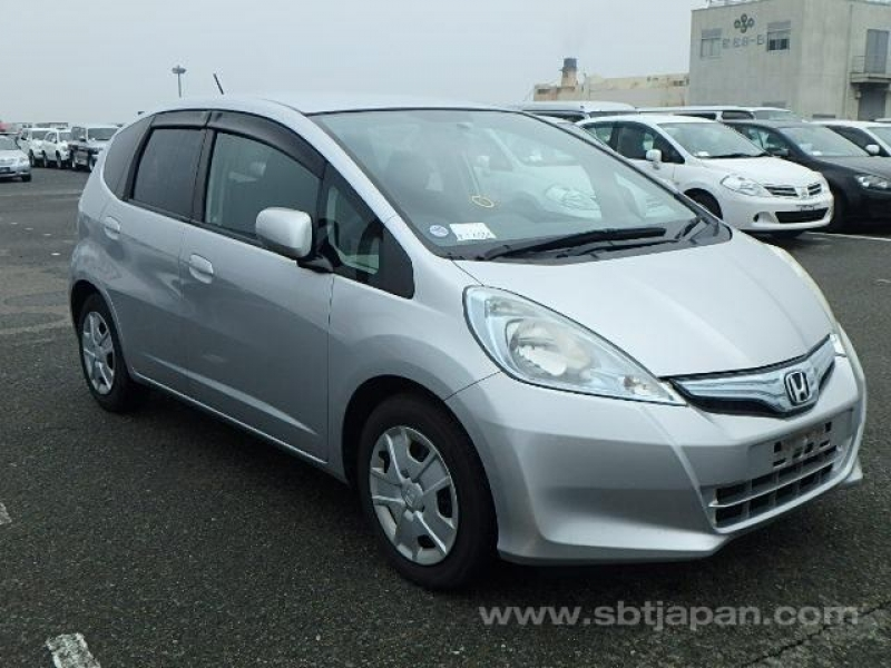 HONDA FIT 2011 For Sale CANON MOTORS KENYA